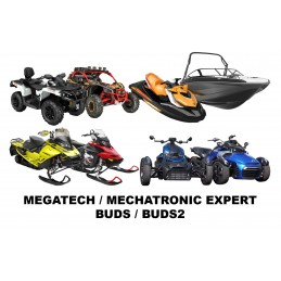 Licence MEGATECH / MECHATRONIC EXPERT pour BUDS / BUDS2