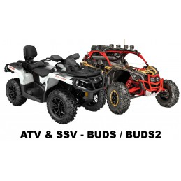 License ATV & SSV for BUDS...