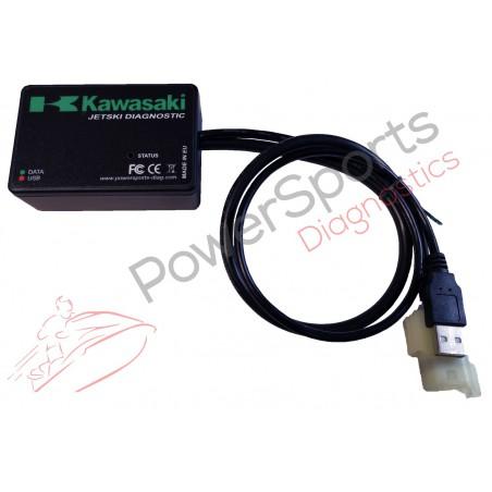 BRP BUDS / BUDS2 MPI-3 Diagnostic Kit 4-TEC/E-TEC
