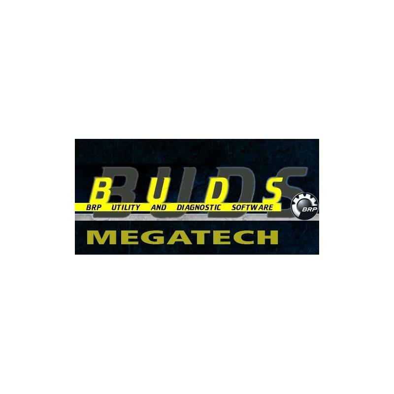 Megatech License for BUDS