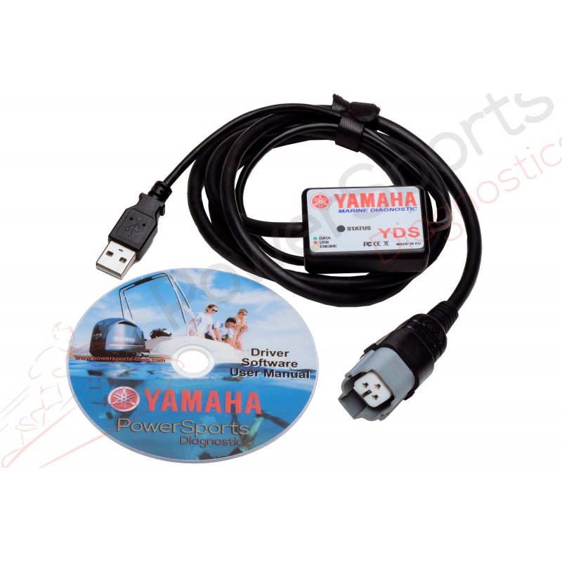 Yamaha YDS Marine Diagnostic kit