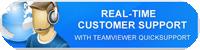 QuickSupport via Teamviewer