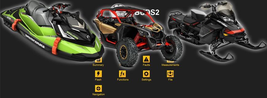 Estamos prontos para 2019 e novos veículos BRP! Você está?
